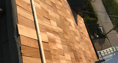 Cedar Roof Services in the GTA