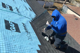 Shingle Repair & Installation Home