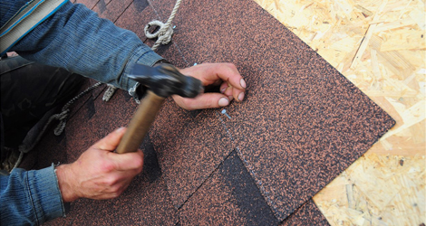Shingle Repair & Installation Services in the GTA