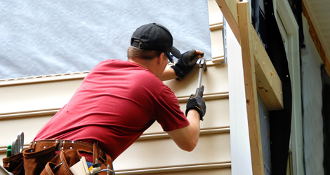 Siding Installation Services in the Greater Toronto Area
